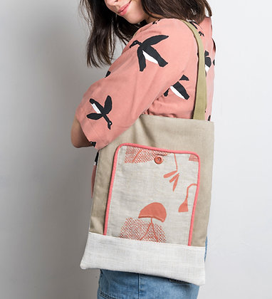 Tote Bag | HINTERLAND Clay
