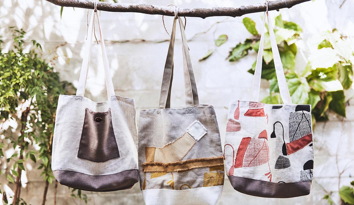 ARTISAN BAGS littlecrow design