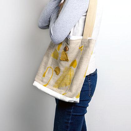 Shoulder Bag | HINTERLAND Gold