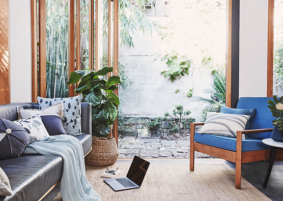 CAPE BYRON Home collection by littlecrow design