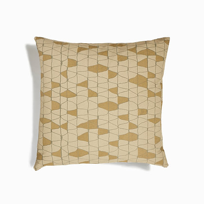 Cushion Cover | WIRE Sandstone