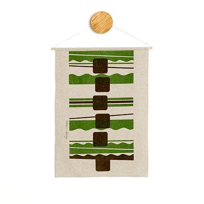 Tea Towel | CLIMB A TREE