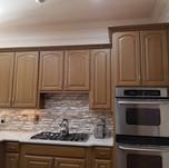 Atlanta Faux Kitchen Cabinets