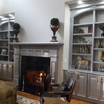 Atlanta Faux Cabinets 84