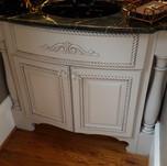 Atlanta Faux Cabinets 86