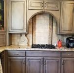 Atlanta Faux Cabinets 104