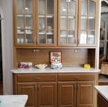 Atlanta Faux Built-in Cabinets