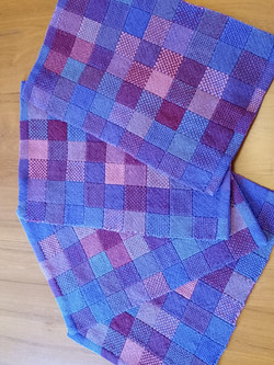 Double weave placemats