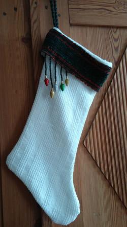 NFS Christmas stocking