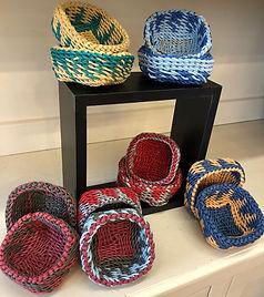 Ply Split Baskets