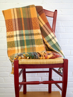 Soft all wool blanket