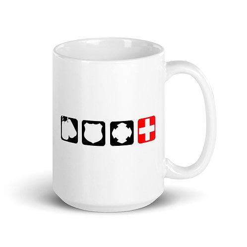 Mug | Badges of Honor (Paramedic)
