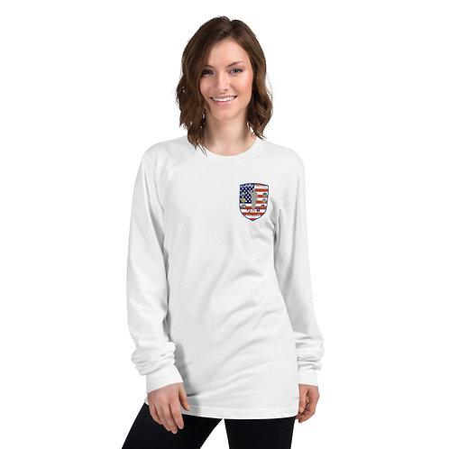Long Sleeve T-shirt | Cochise Serving Veterans