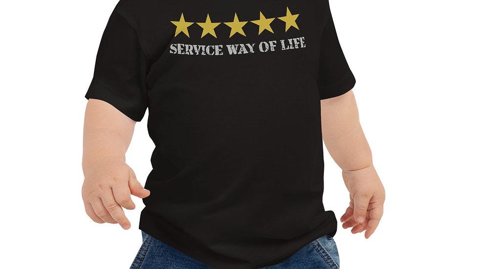 Baby Tee | Five Star Service