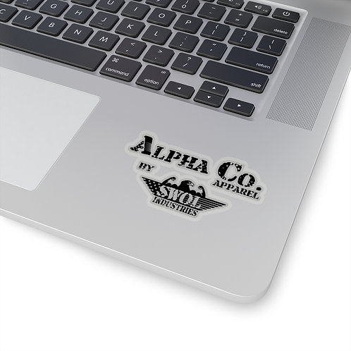 Stickers | Alpha Co. Apparel (Subdued)