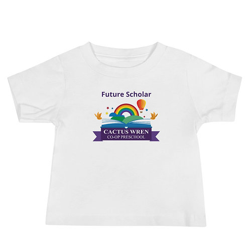 CWCP | Baby Tee | Future Scholar (Various Colors)