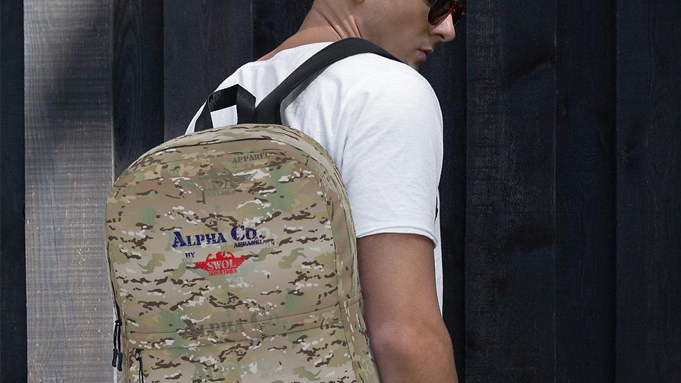 Backpack | Alpha Co. Apparel (MultiCam)