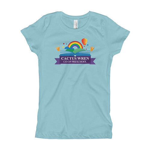 CWCP | Girl's T-Shirt (Various Colors)