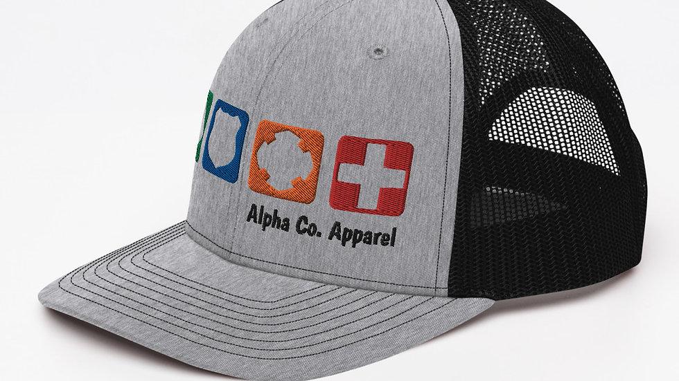 Trucker Cap - BOH Badges
