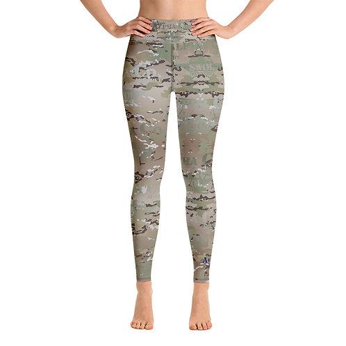 Yoga Leggings | Alpha Co. Apparel (MultiCam)
