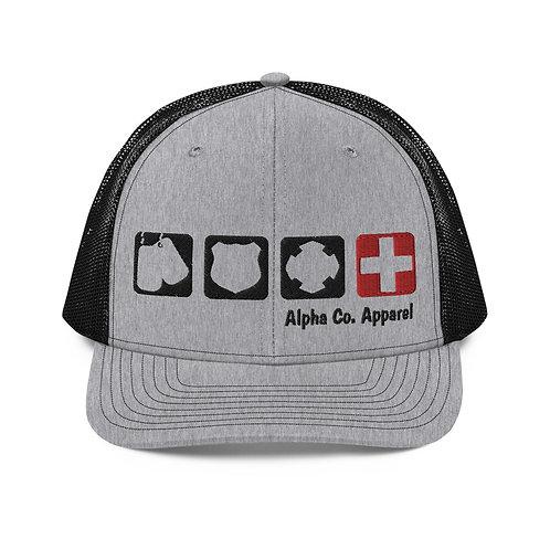 Ball Cap - Badges of Honor (Paramedic)