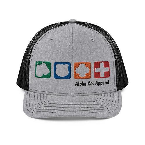 Ball Cap - Badges of Honor