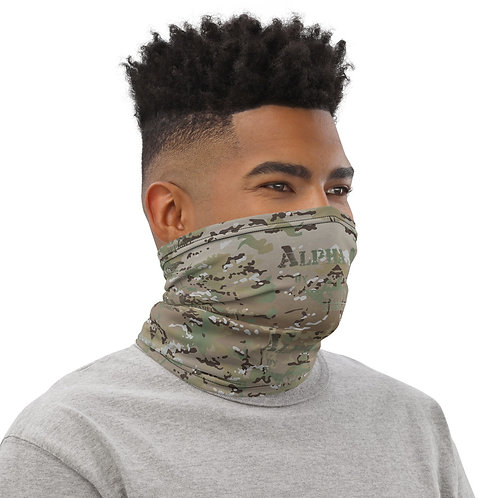 Neck Gaiter | Alpha Co. Apparel (MultiCam)