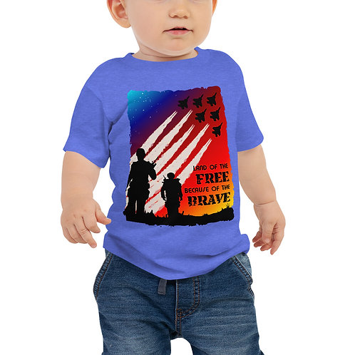 Baby Tee   Land of the Free