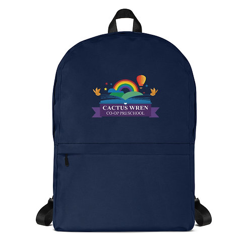 CWCP | Backpack (Navy)