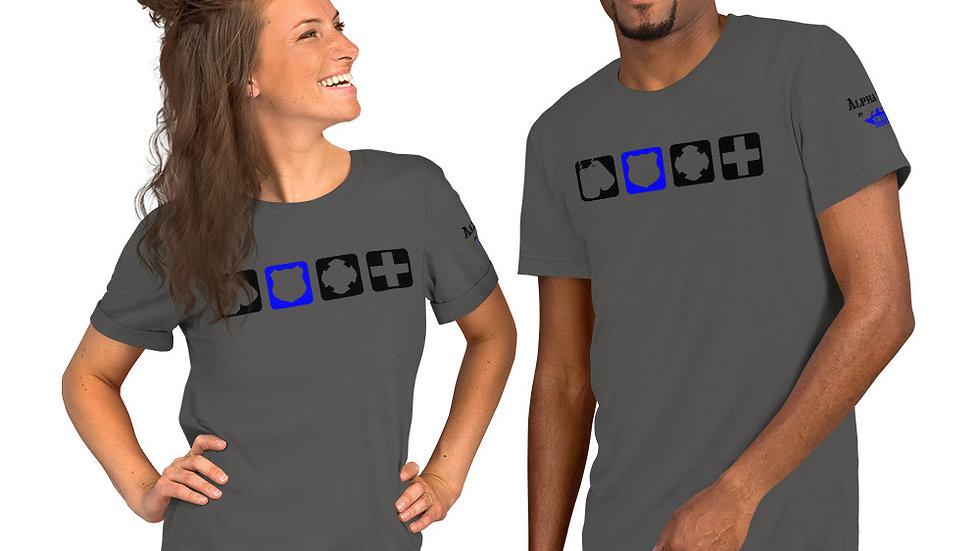 Tee (Unisex) | Badges of Honor (Law Enforcement)