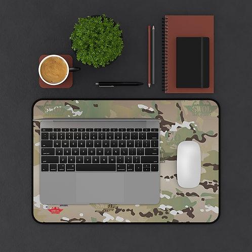 Desk Mat | Alpha Co. Apparel (MultiCam)