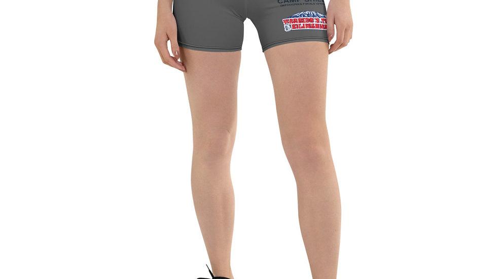 Warrior's Trek   Kilimanjaro   Women's Shorts (Camp Shield)