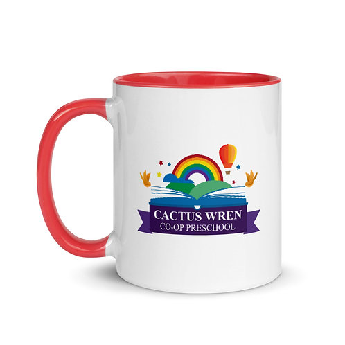 CWCP | Mug with Color Inside (Various Colors)