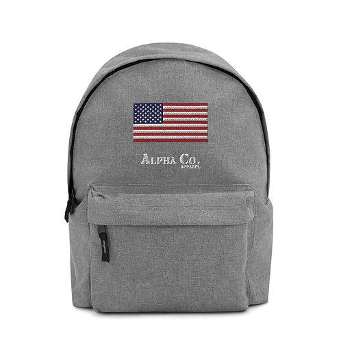 Backpack   Old Glory!