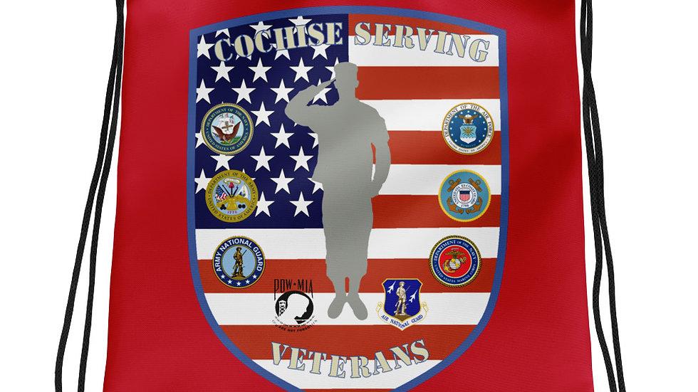 Drawstring Bag | Cochise Serving Veterans