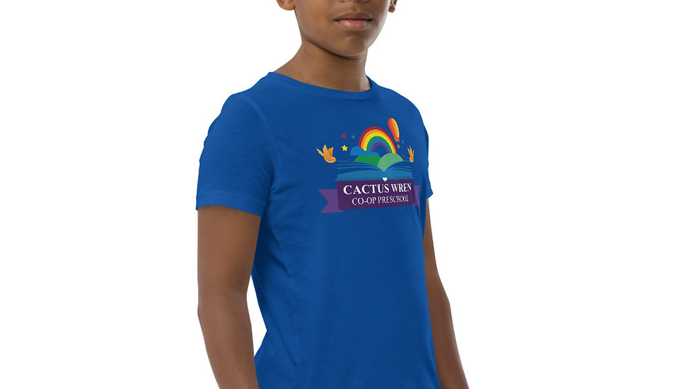 CWCP   Youth Tee (Various Colors)