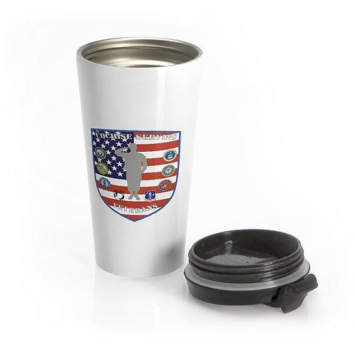 Stainless Steel Travel Mug | Cochise Serving Veterans