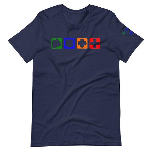 T-Shirt | Badges of Honor (Dark)