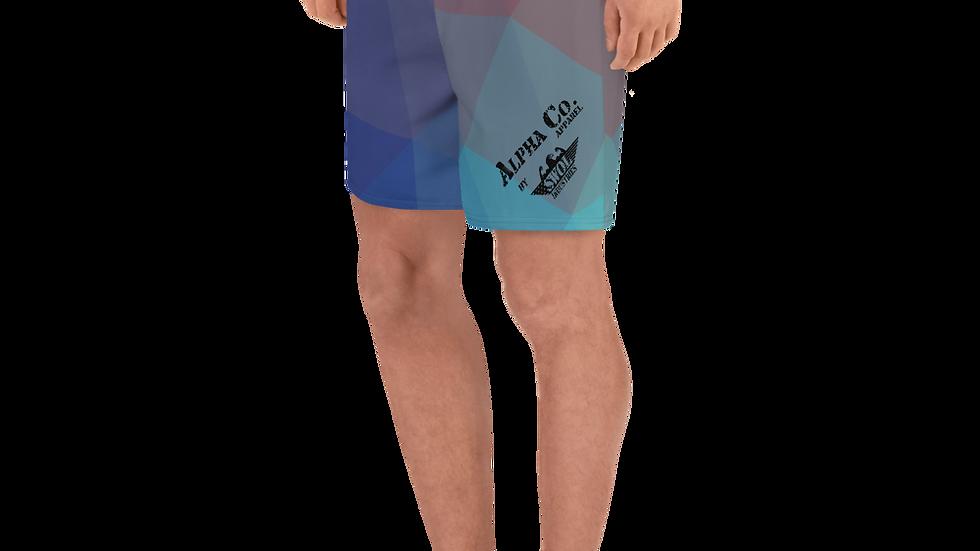 Men's Athletic/Swim Shorts   Alpha Co. Apparel   TempGeo