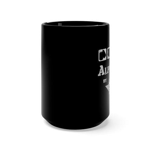 15 Oz Mug | Badges of Honor (Subdued)