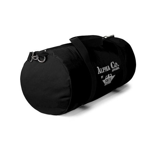 Duffel Bag   Alpha Co. Apparel (Subdued)
