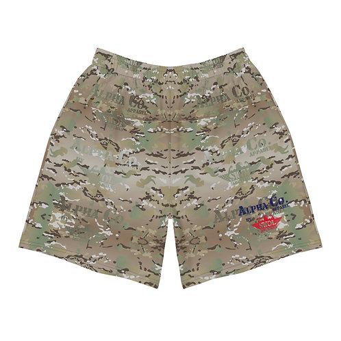 Men's Swim Shorts | Alpha Co. Apparel (MultiCam)