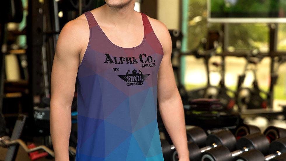 Men's Athletic Tank   Alpha Co. Apparel   TempGeo