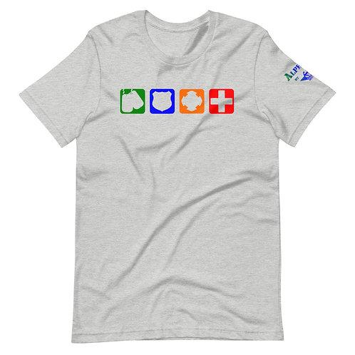 T-Shirt | Badges of Honor (Light)