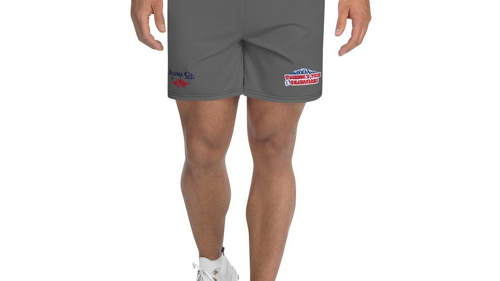 Warrior's Trek | Kilimanjaro | Men's Athletic Long Shorts
