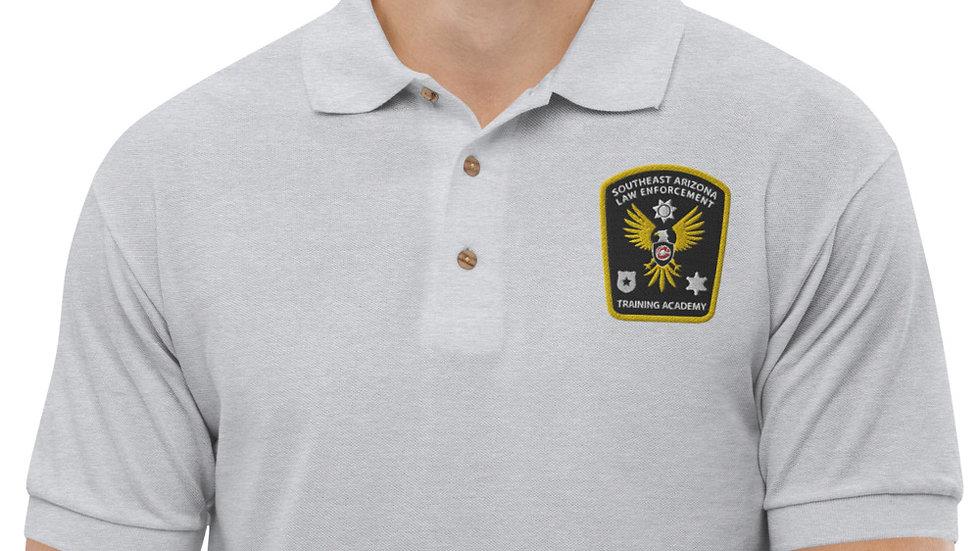 SEALETA | Embroidered Polo Shirt