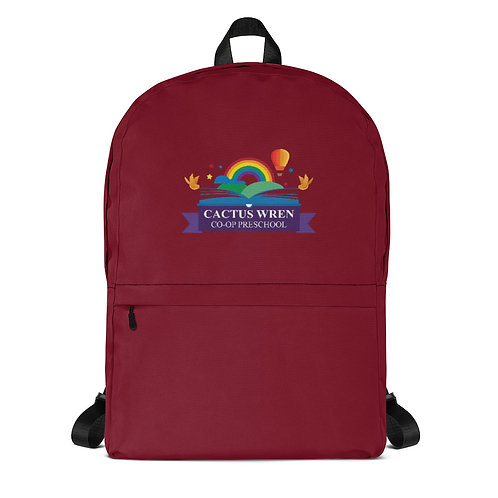 CWCP | Backpack (Red)