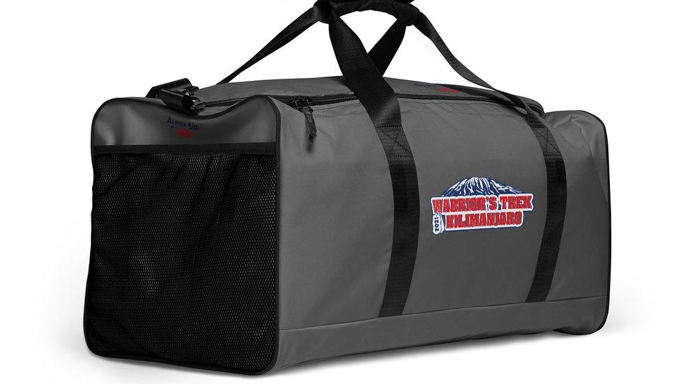 Warrior's Trek   Kilimanjaro   Duffle Bag