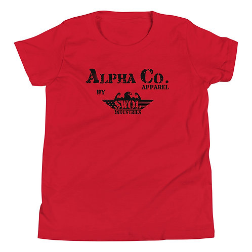 Youth T-Shirt | Alpha Co. Apparel