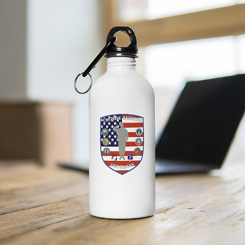Stainless Steel Water Bottle | Cochise Serving Veterans